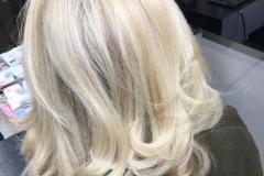 Blond-highlights
